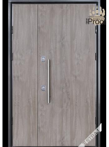Полуторные двери Proof База